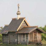 Клетский тип. Церковь Св. Лазаря в Кижах