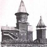 Кондопожская церковь