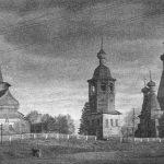 Русское деревянное зодчество: ансамбль погоста