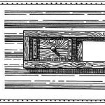 окно русской избы волоковое